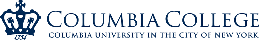 Columbia College: Columbia University in the City of New York logo